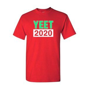 Youth Kids YEET 2020 Short Sleeve T-Shirt